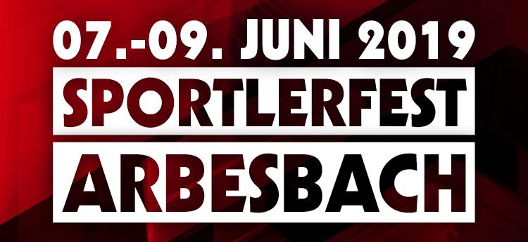 Feiere mit uns am Sportlerfest Arbesbach