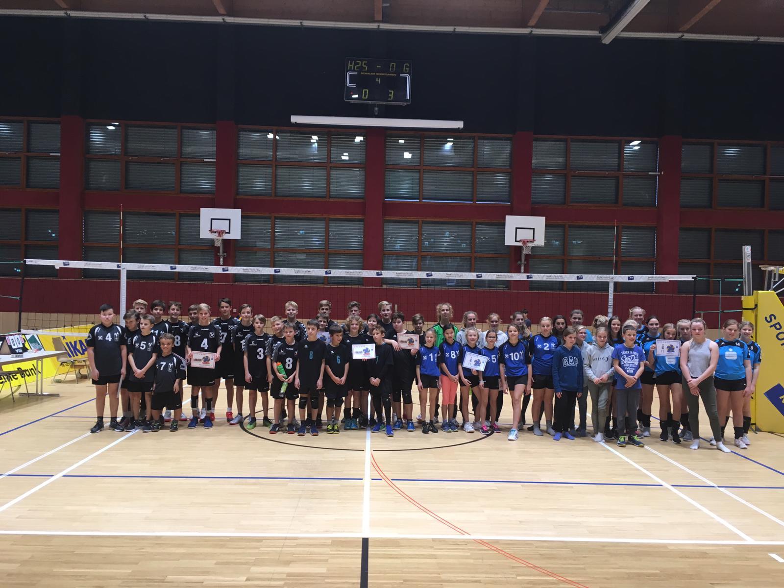 Sehr erfolgreiches U13- und U19-Turnier
