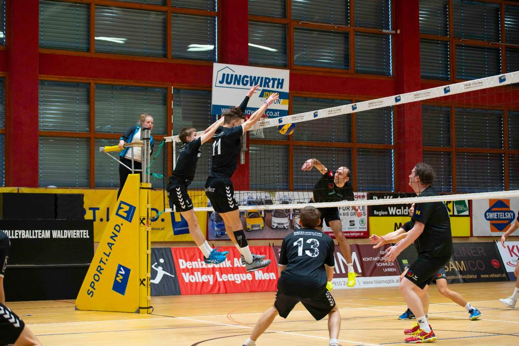 Landesliga punktet gegen St. Pölten