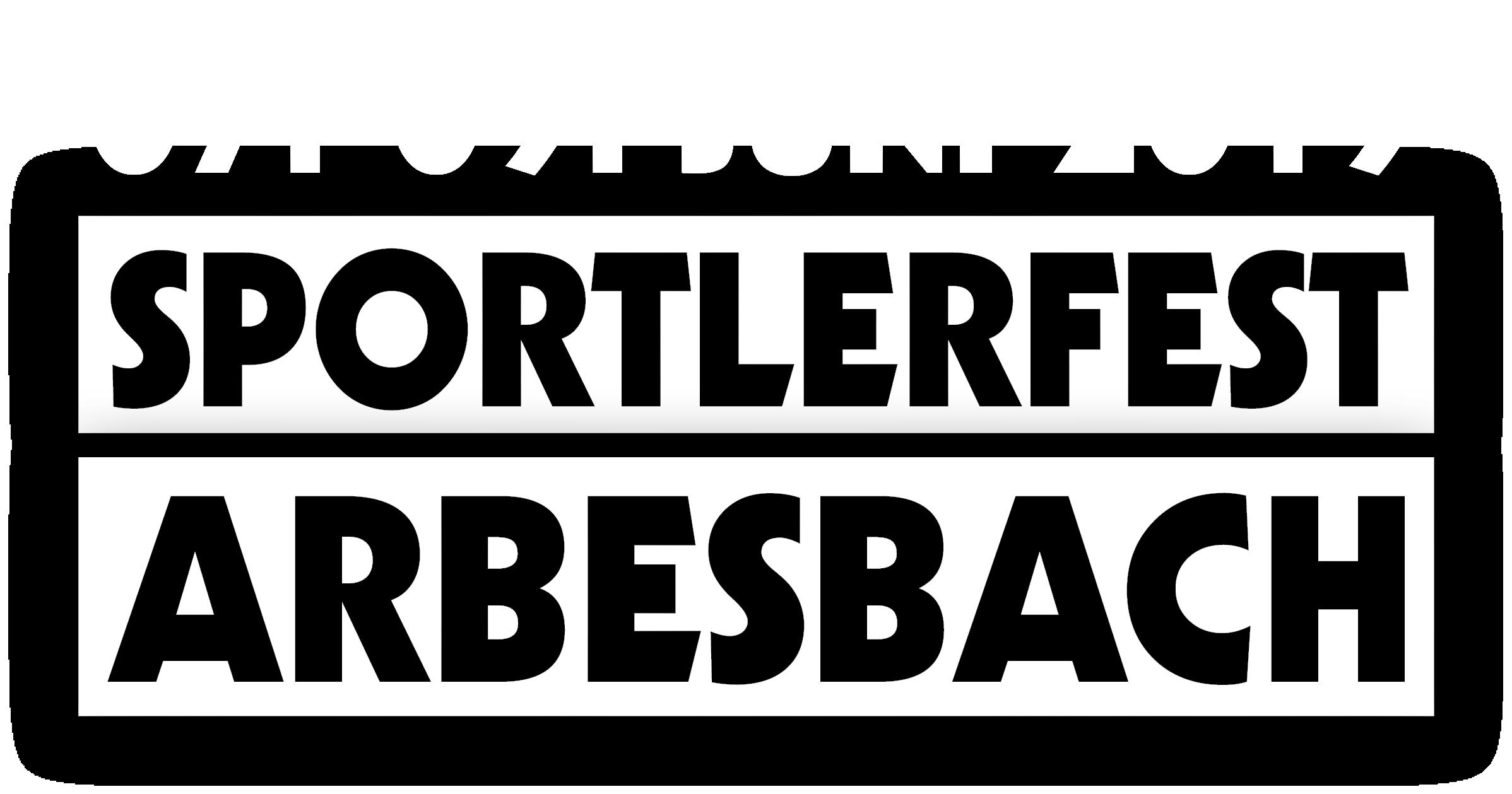27 Jahre Sportlerfest Arbesbach - 7. - 9. Juni 2019