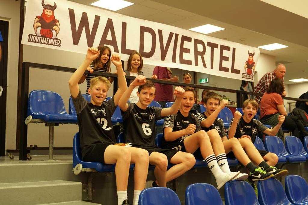 U13 – Rang 6 bei den Österreichischen Meisterschaften