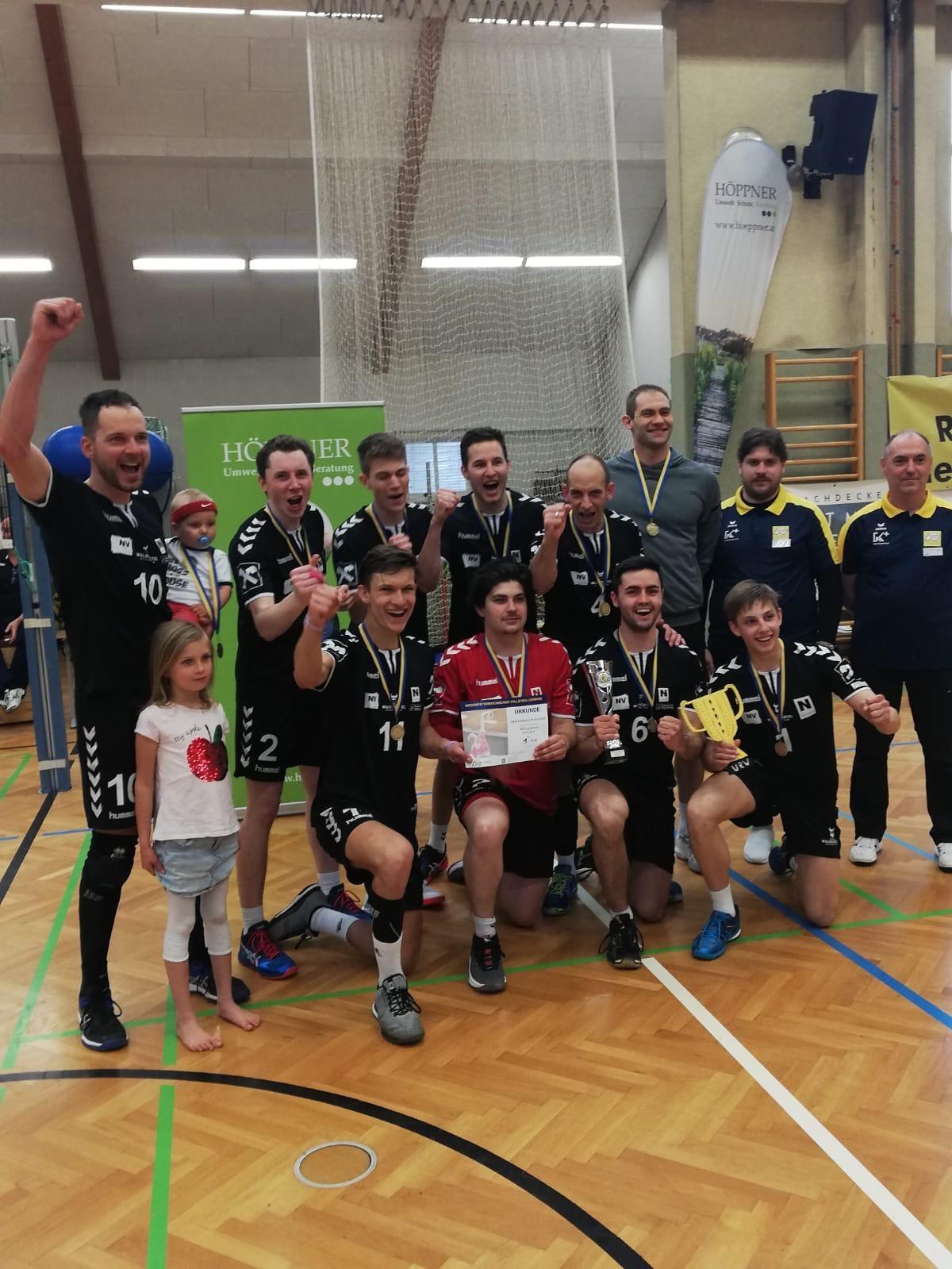 NÖ-Cup-Titel verteidigt