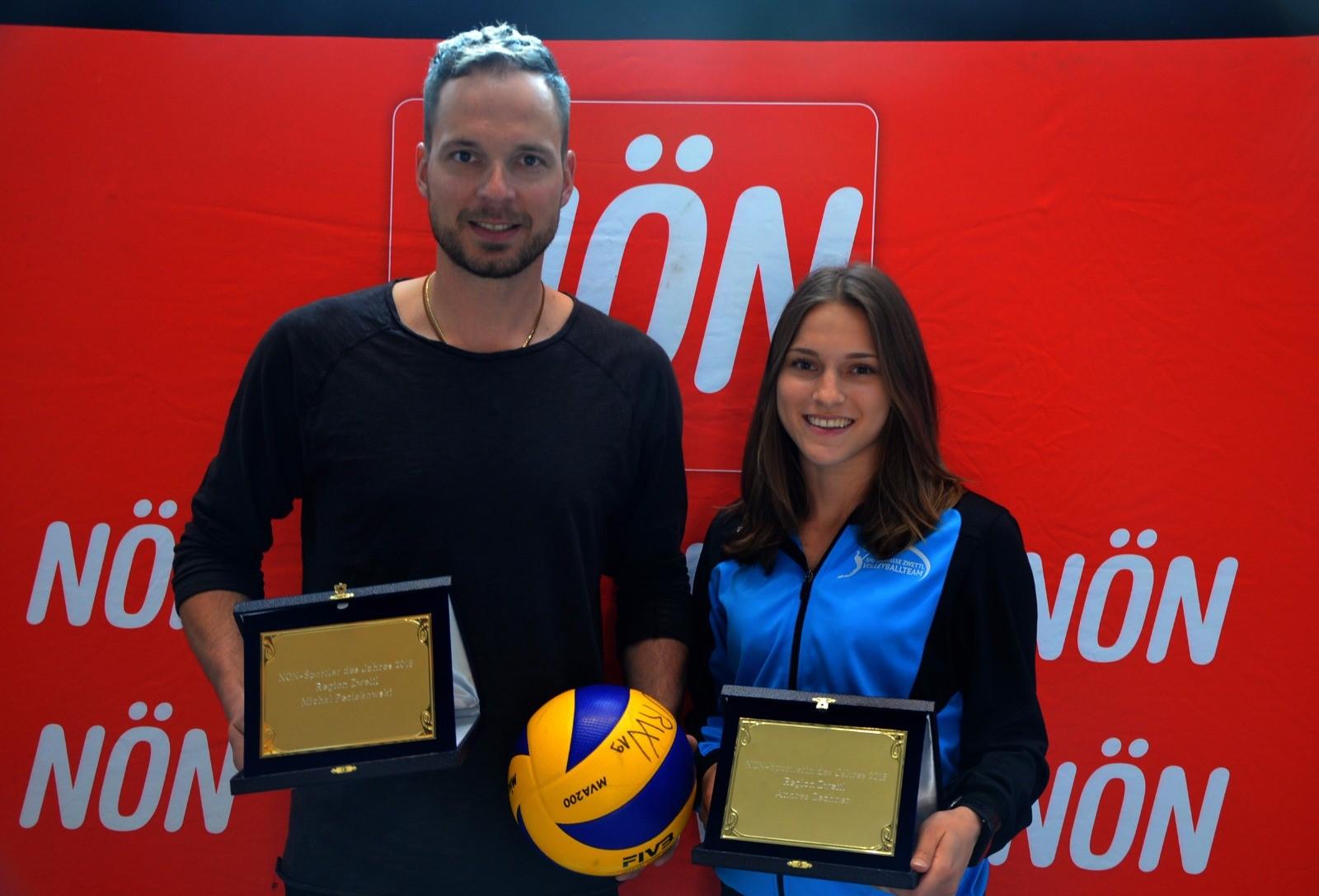 Michal Peciakowski gewann NÖN-Sportlerwahl