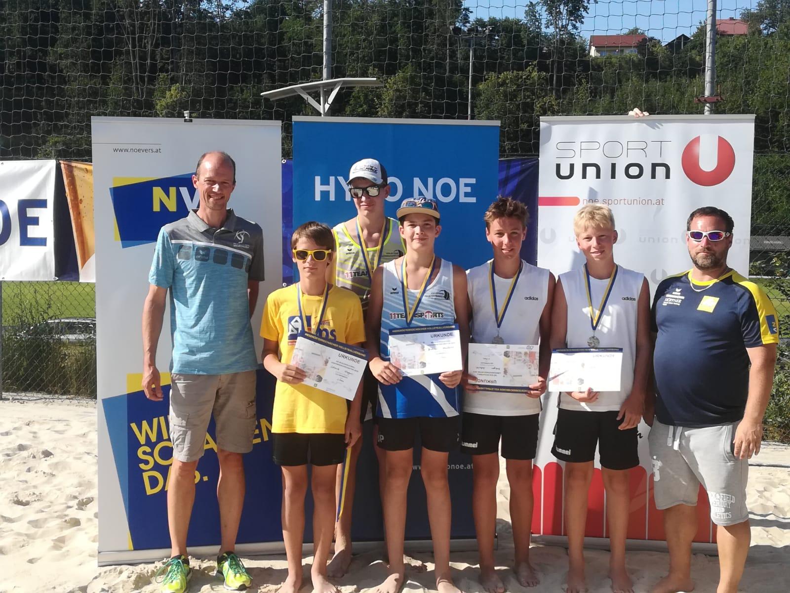 Beachvolleyball Landesmeisterschaften