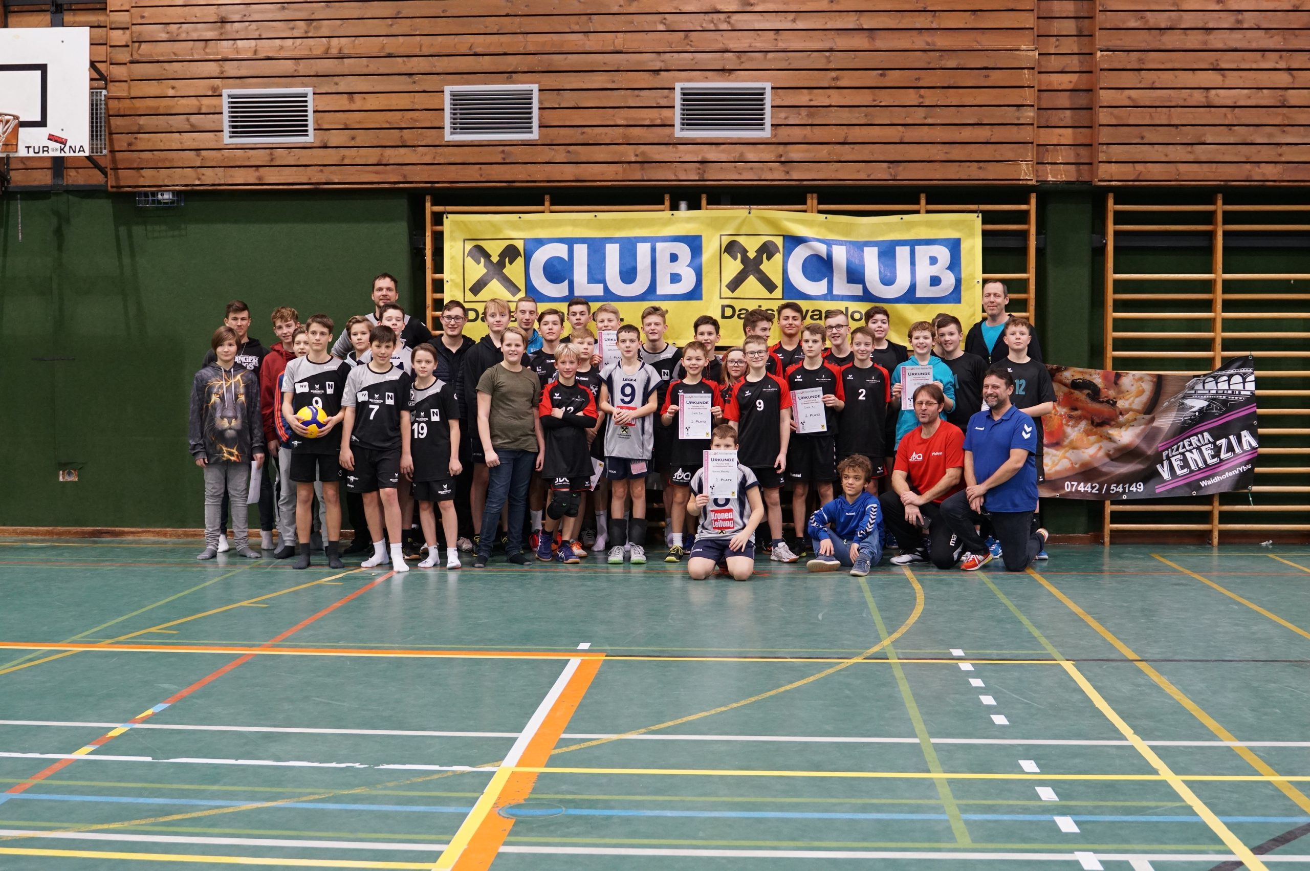 Großkampftag beim Turnier in Waidhofen/Ybbs