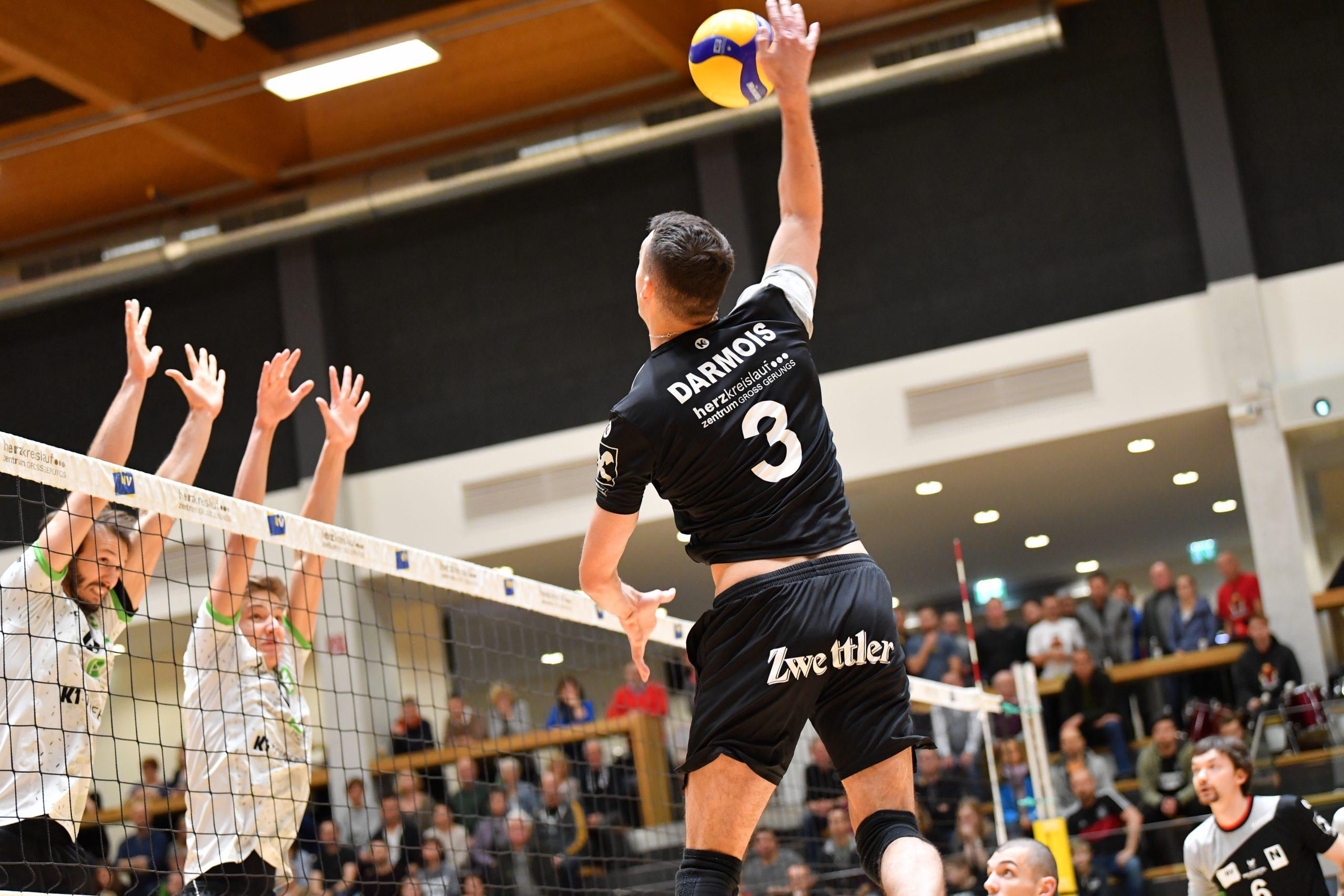Keine Chance gegen UVC Graz