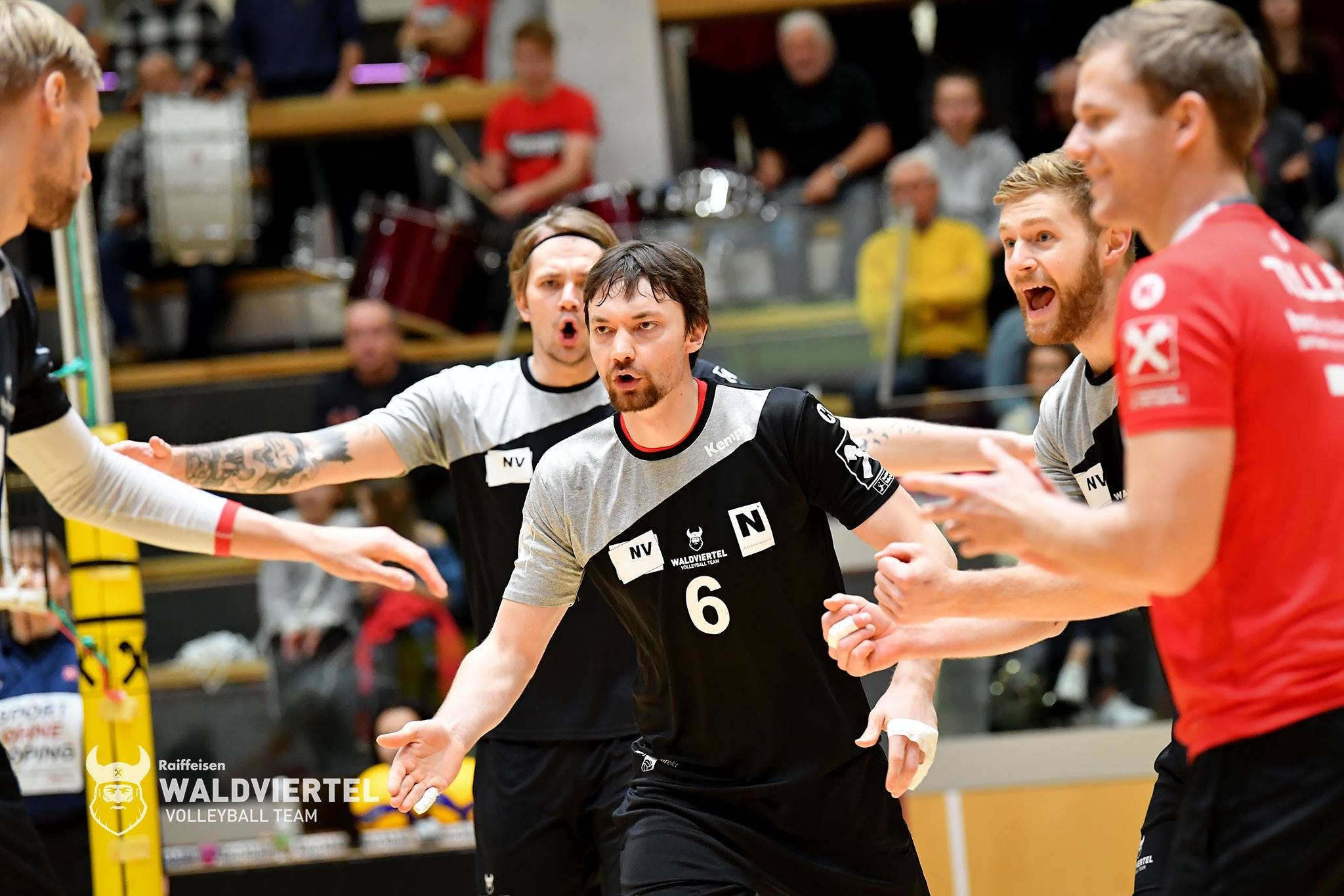 Finale Phase in der Austrian Volley League