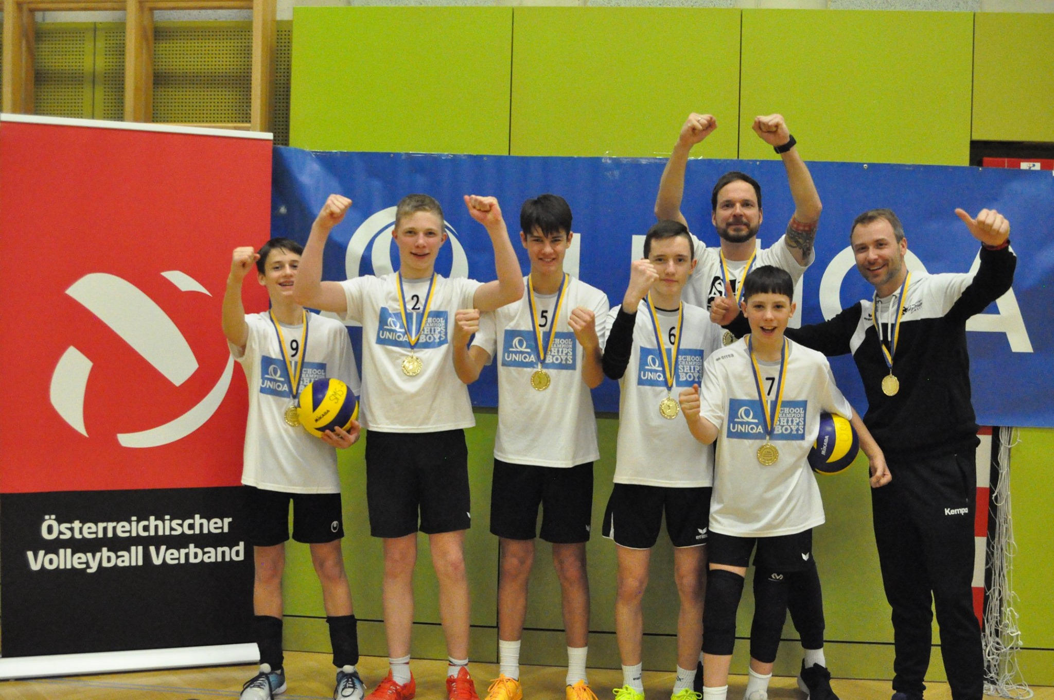 Sportmittelschule Zwettl – Schule der Champions