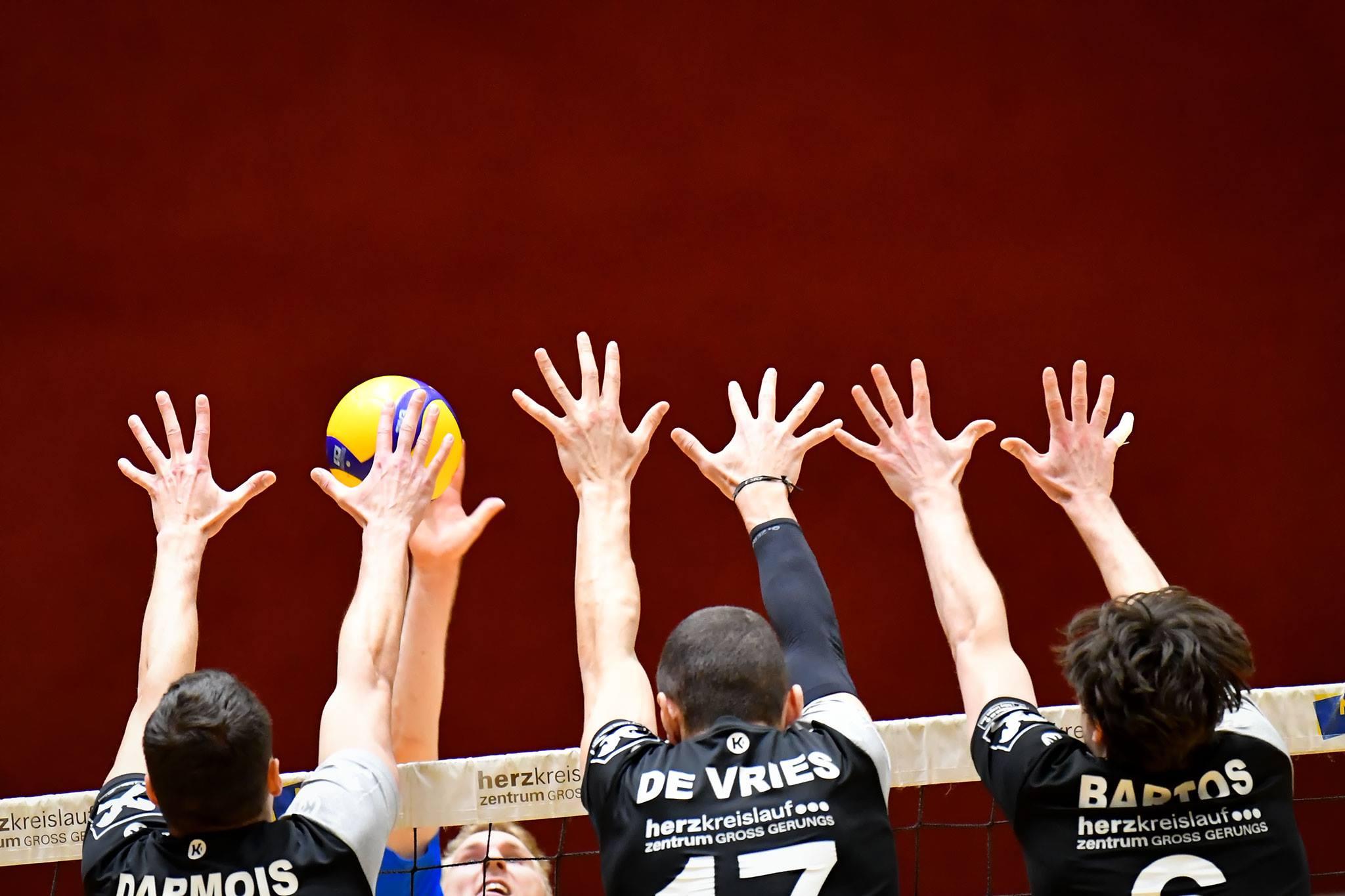 Erstes Viertelfinalspiel gegen Klagenfurt