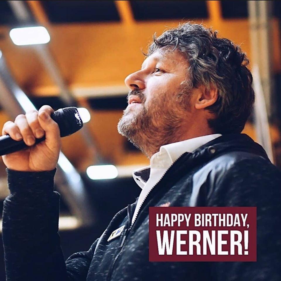 Alles Liebe und Guteute zum 50igsten Geburtstag!