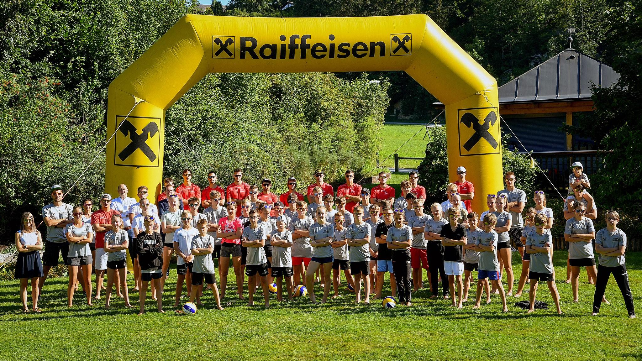 RAZ Beachvolleyballcamp 2020 in Arbesbach – eine Erfolgsstory