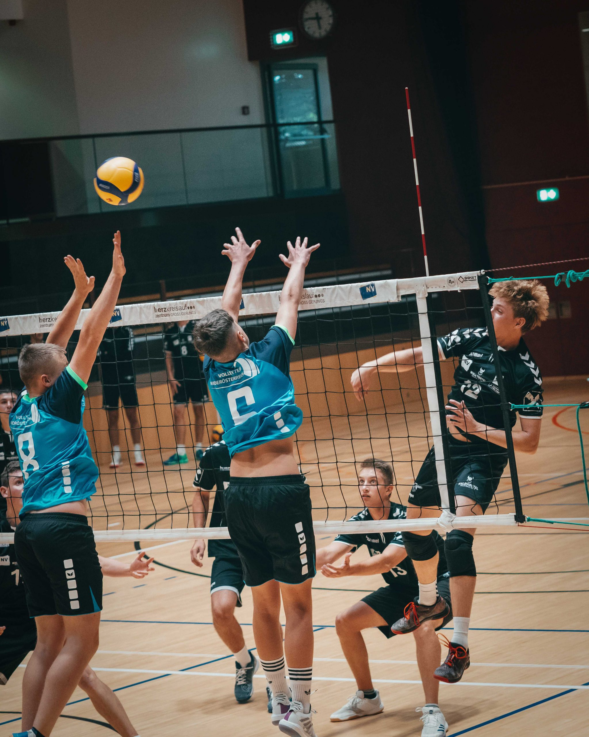 Landesliga gegen Landeskader
