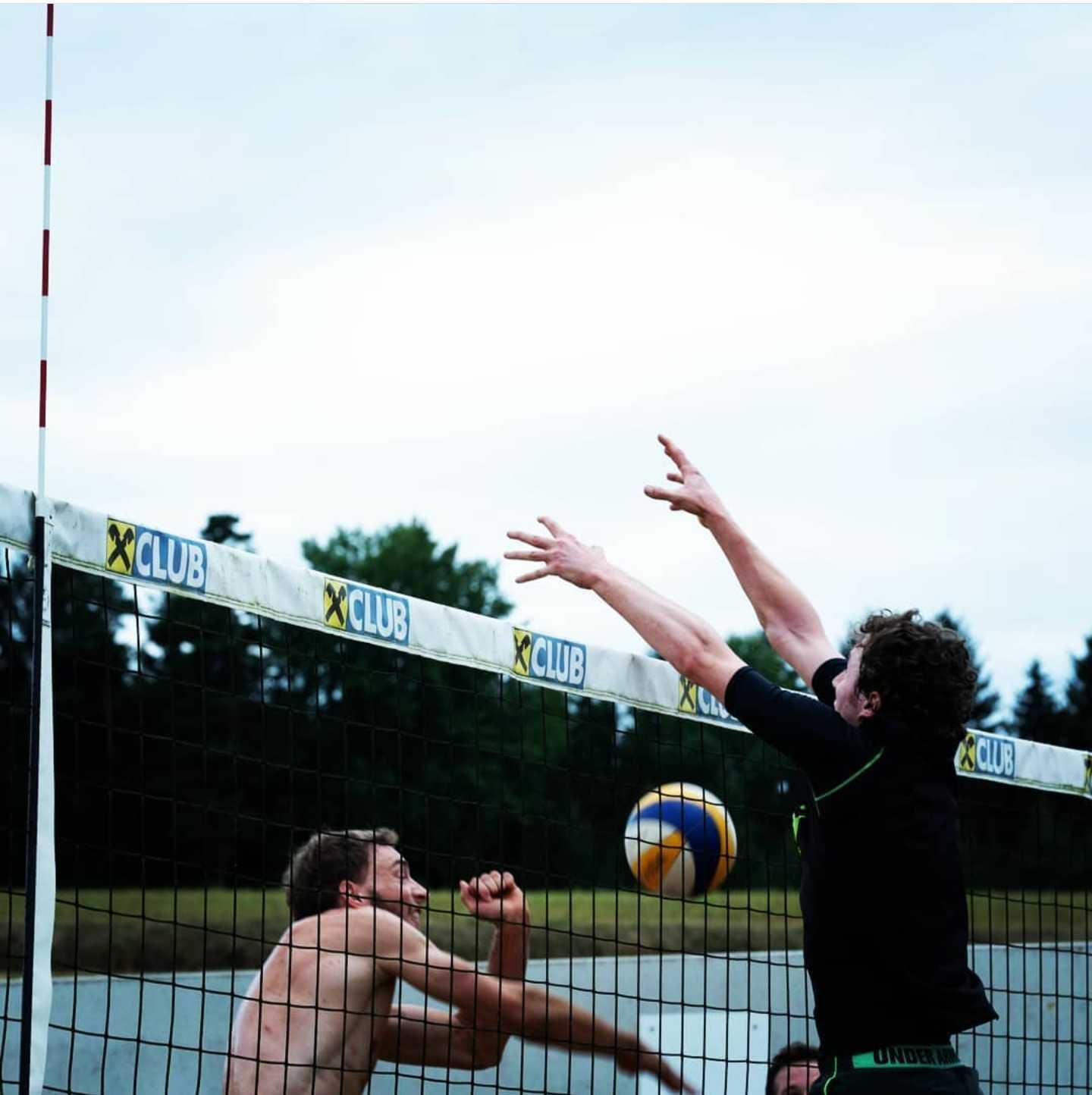 Beachvolleyballturnier der Landesliga