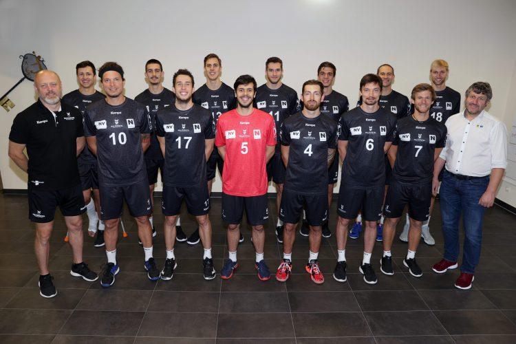 Auftaktspiel gegen OK Merkur Maribor