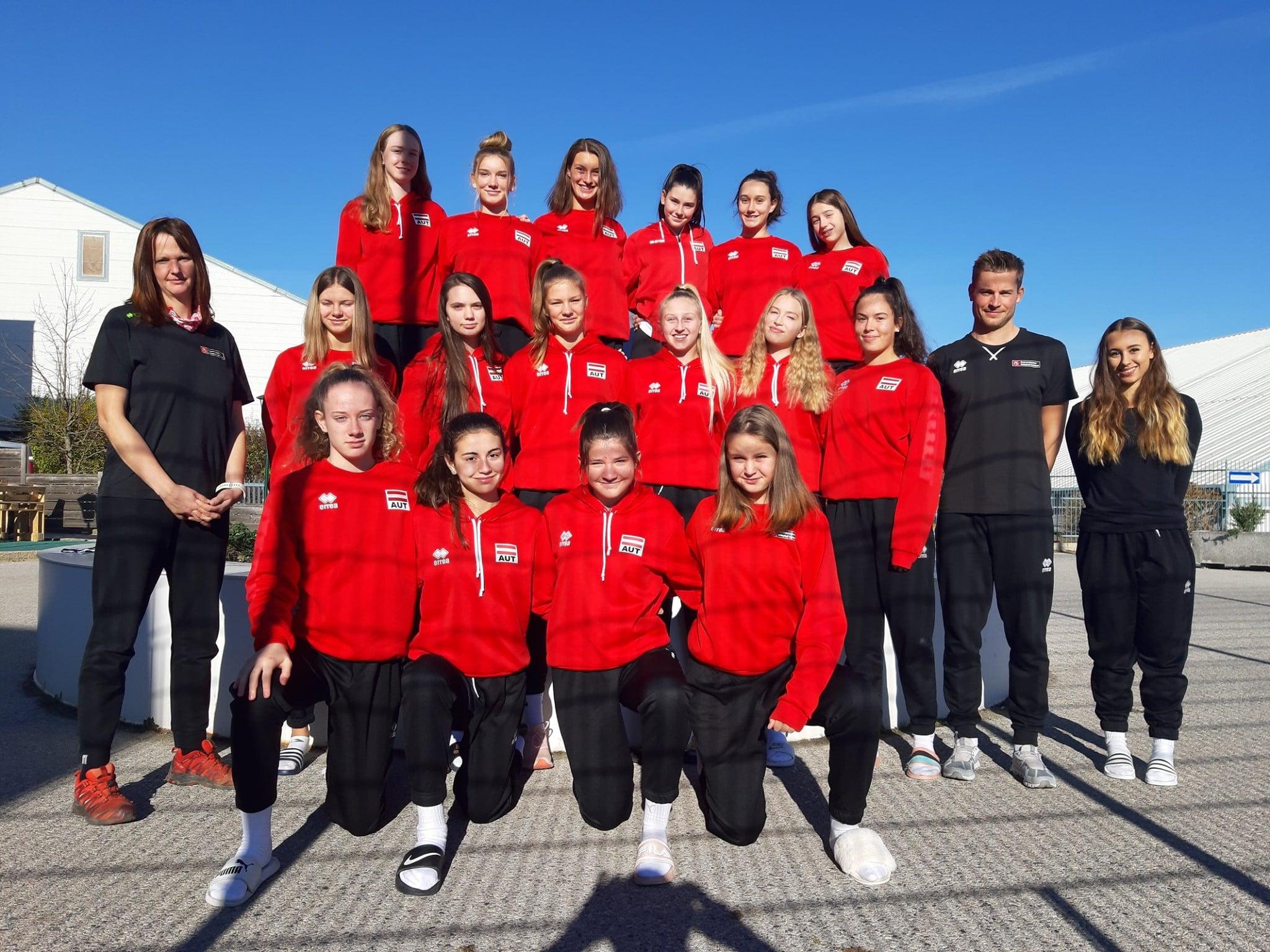 Volleyball-Jugendnationalteam-Schmiede RAZ