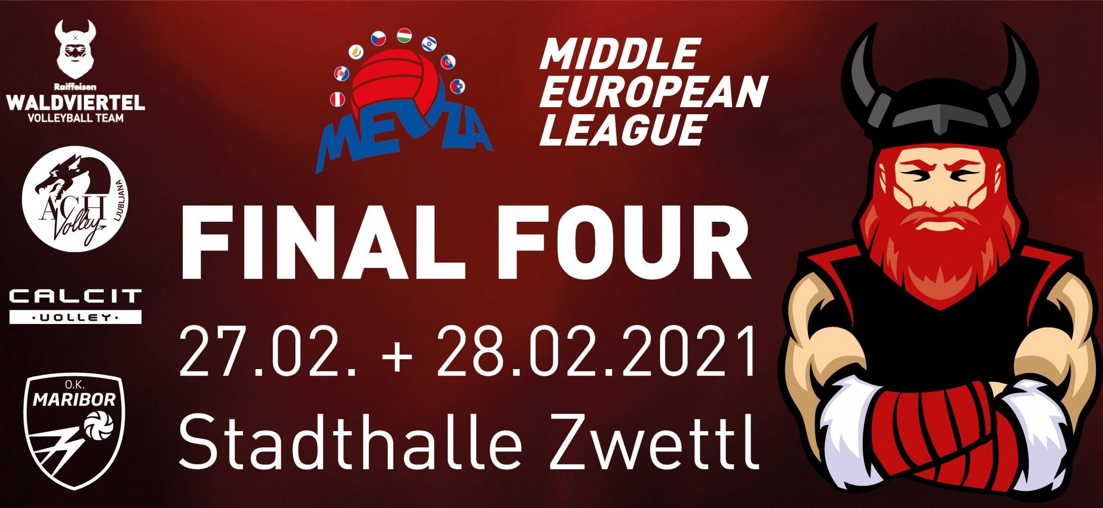 MEVZA Final Four live miterleben!