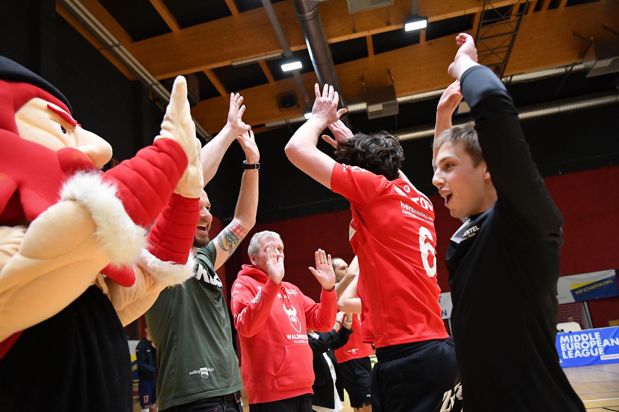 MEVZA Final 4 garantiert Spitzenvolleyball in der Stadthalle Zwettl