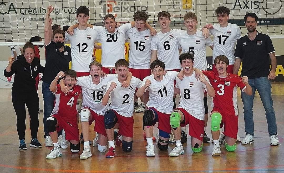 Ticket für CEV U17-European Championship 2021 gelöst!