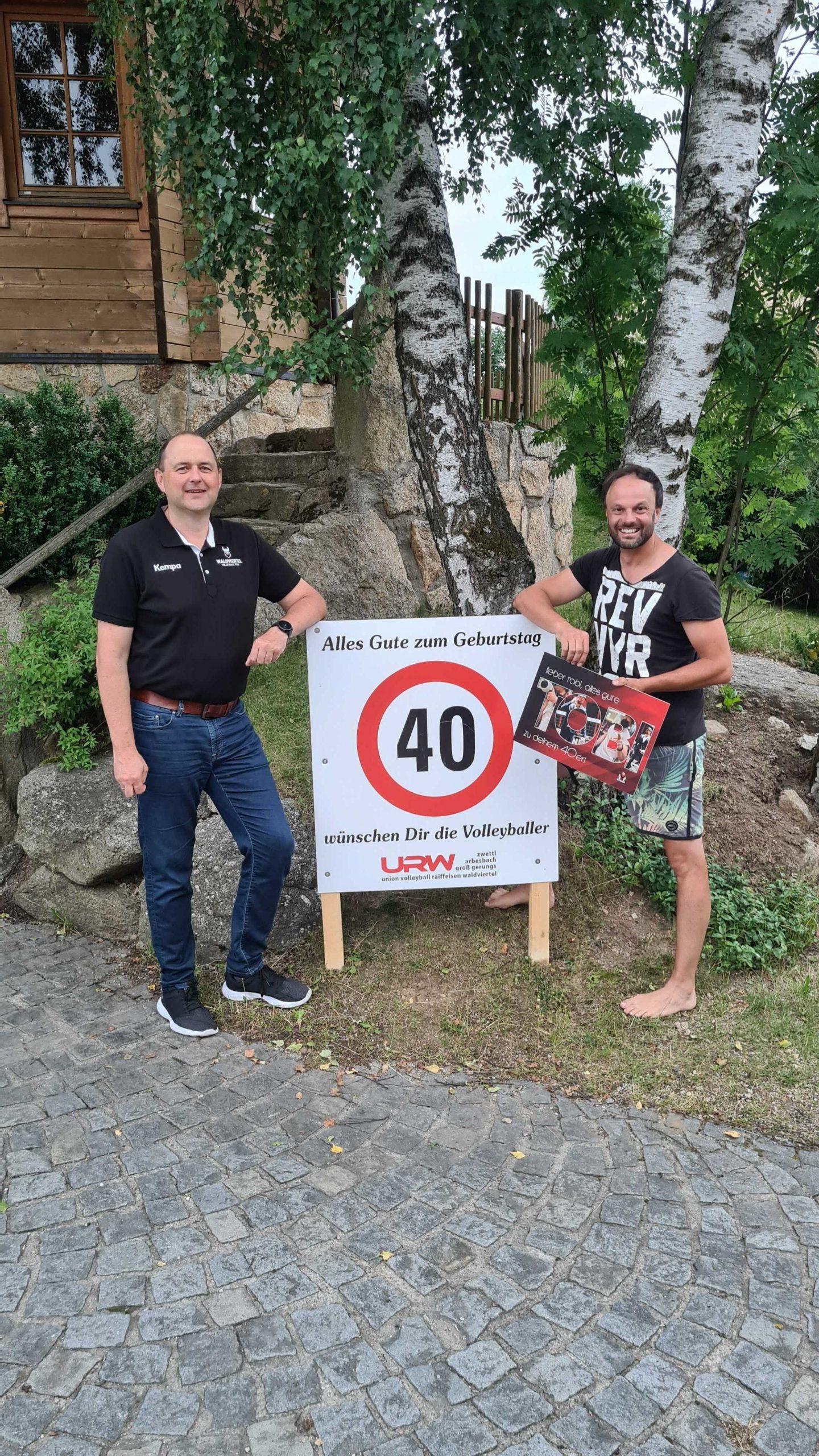 Der Waldviertel Tiroler wird 40!