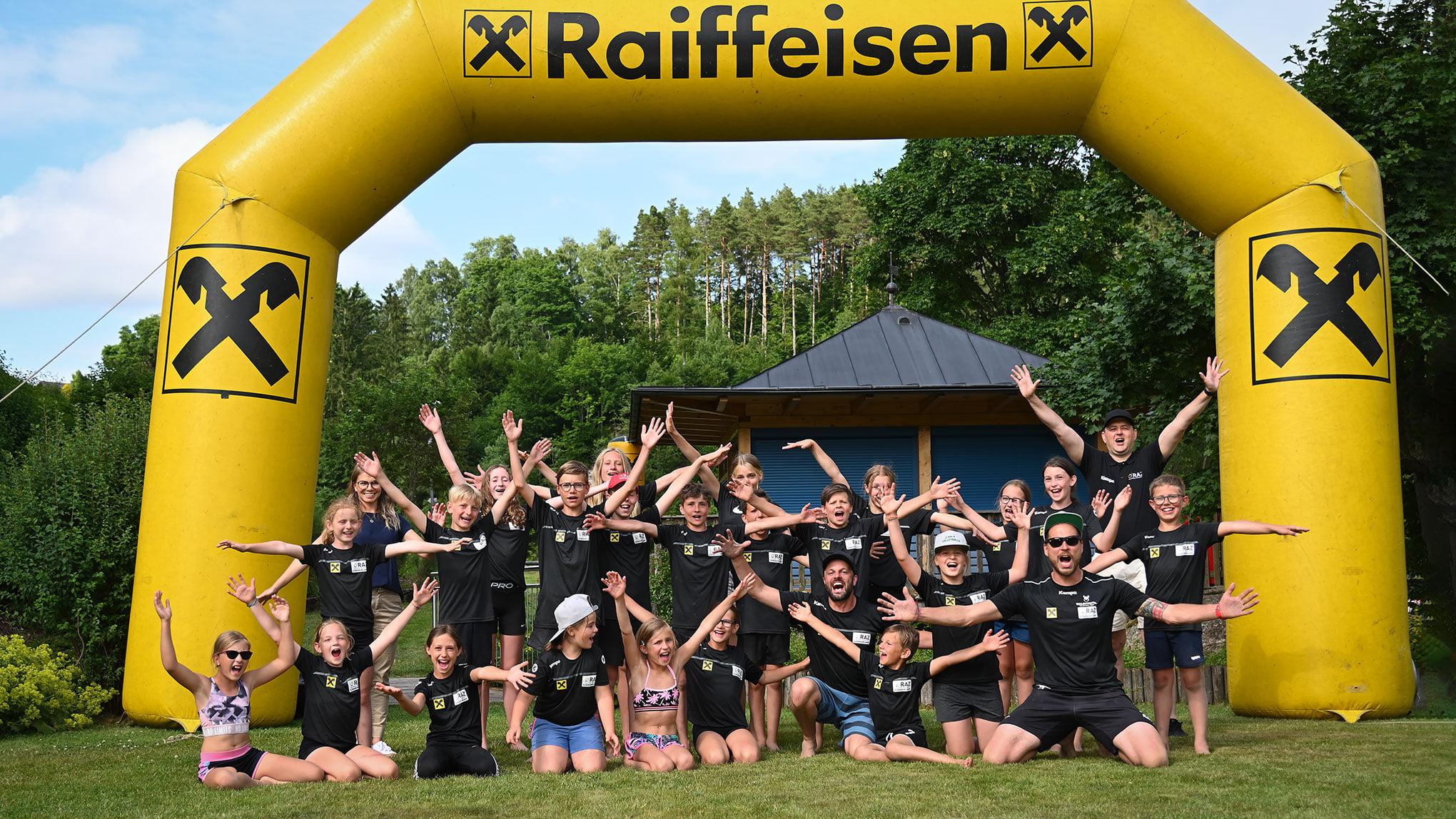 RAZ-Sommercamp 2021 in Arbesbach