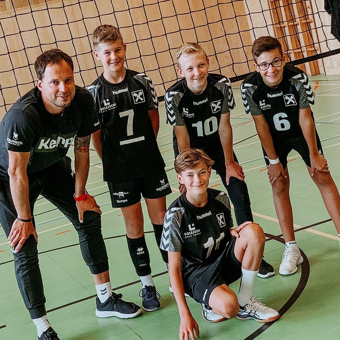 U14 gewinnt Qualifikation für die ÖMS