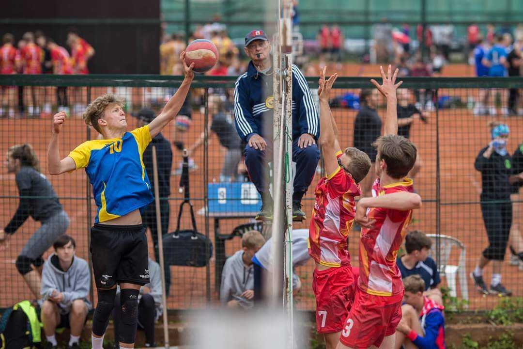 Fulminanter 2.Platz für die Nachwuchsvolleyballer bei den Prague Volleyball Games